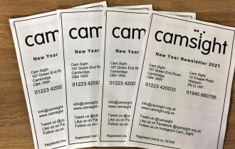 Cam Sight New Year Newsletter