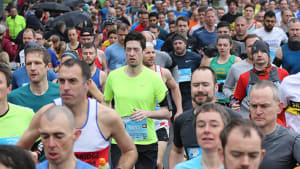 Run Everyone - Cambridge Half Marathon virtual event