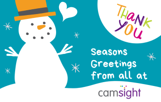 Thank you from all at Cam Sight