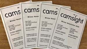 Cam Sight Winter Newsletter