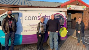 Cam Sight's Mobile Unit pop-up events in Fenland a huge success
